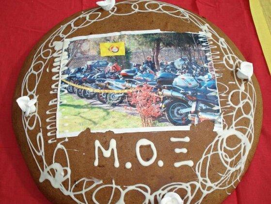 Neujahrskuchen 2009 MOTO-CLUP XANTHI!!