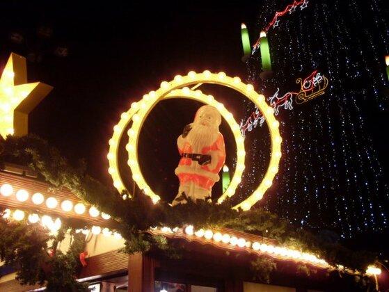Weihnachtsmarkt Dortmund 2009