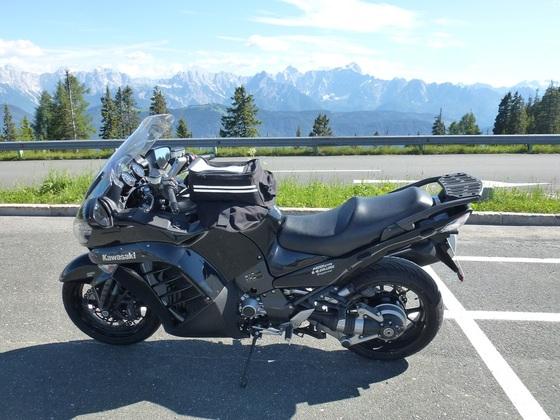 Dicke auf der Villacher Alpenstrasse 2016