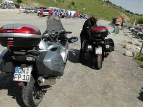 Silvio's und Frank's Seealpen Tour 2011