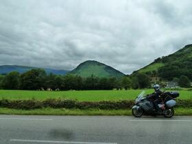 ab in die Pyrenäen...
