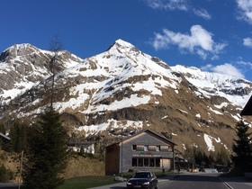 Arlbergpass am 13.05.2017