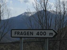 Pyrenäen März 2011