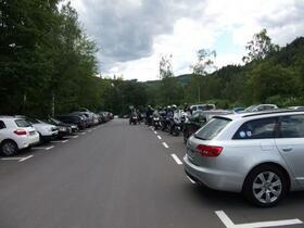 Treffen an der Hohenwarte Talsperre