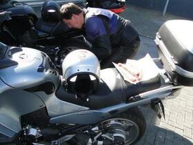 Diemel / Edersee Tour Wolli, GTR Dirk, bikerxx